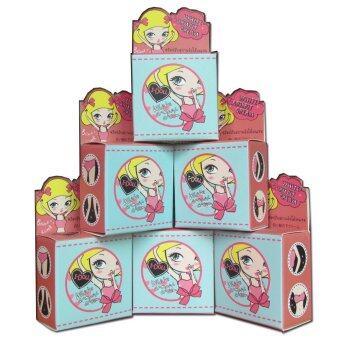 I-Doll White Armpit Cream ครีมรักแร้ขาว ลดกลิ่นตัว กลิ่นกาย หัวนมชมพู แก้ ข้อศอก หัวเข่า ขาหนีบ ส้นเท้า ดำ ใน 7 วัน (6 กล่อง)