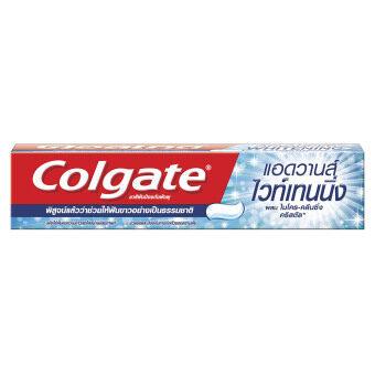 COLGATE ยาสีฟัน แอดวานส์ ไวท์เทนนิ่ง 145 กรัม