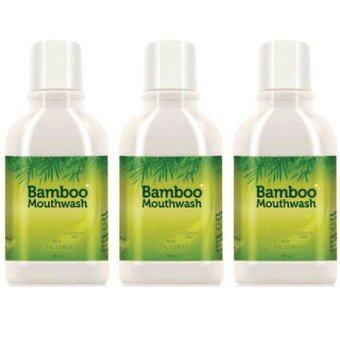Bamboo Mouthwash x 3