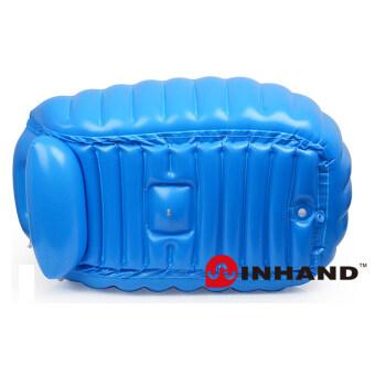 Inhand อ่างอาบน้ำเด็ก รุ่น IIS-YP-211 ( Blue) ฟรี Air Pump + Repair Kit (image 3)