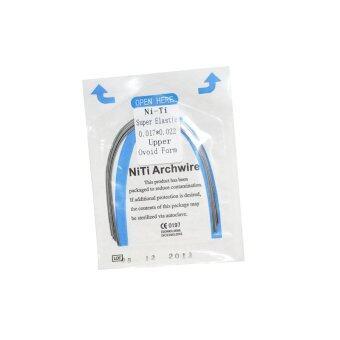 0.017*0.022 upper 1 pack Dental Orthodontic NITI Super Elastic Rectangular Arch Wires
