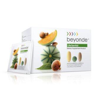 Beyonde ผลิตภัณฑ์เสริมอาหาร เพื่อเชลล์และร่างกายแข็งแรง Life Sential (30sachets)