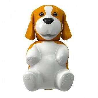 Flipper Puppy Beagle ที่ครอบแปรงสีฟัน บีเกิ้ล - น้ำตาล