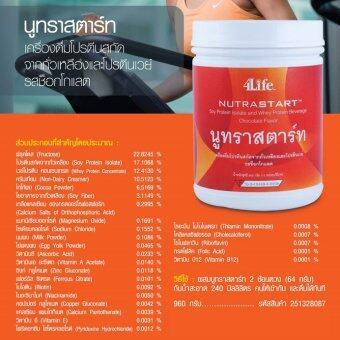 4Life Nutrastart Protein Whey