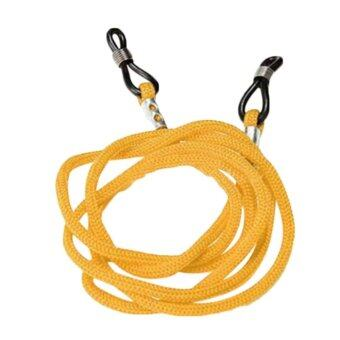 HomeGarden Glasses Strap Neck Cord Adjustable Yellow