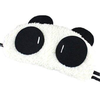 Buytra Lovely Panda Face Sleep Mask