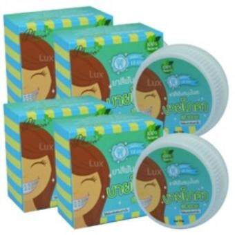 By Phoca ยาสีฟันสมุนไพร บายโภคา ฟันสวย ยิ้มสดใส ใช้เพียงนิดเดียว ขนาด 25 กรัม (4 กล่อง)