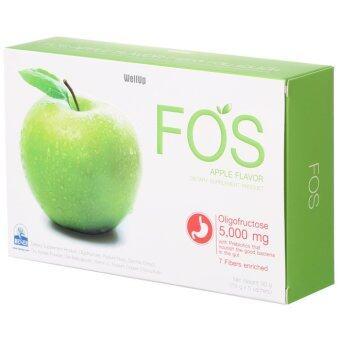 FOS Detox อาหารเสริมดีท็อกซ์ แบบผง (15 ซอง/กล่อง)