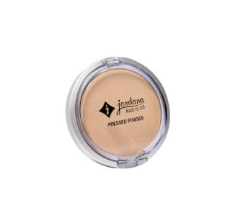 Jordana Perfect Pressed Powder #02 Natural ผิวขาวอมชมพู
