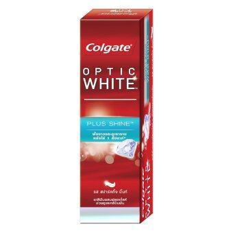 COLGATE ยาสีฟัน อ๊อฟติค ไวท์ พลัส ชายน์ 100 กรัม