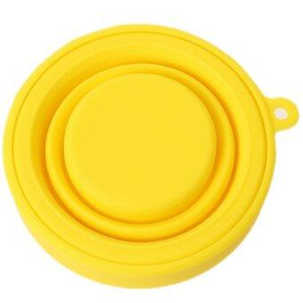 HengSong Portable Gargle Cup (Yellow)