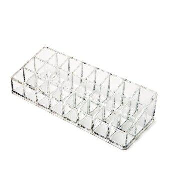 HP Gift Shop Acrylic Cosmetic Organize SF-1034 - Clear White