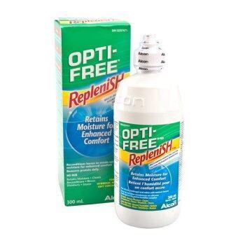 OPTI-FREE RepleniSH ออฟติ-ฟรีรีเพลนิช 2X300ML
