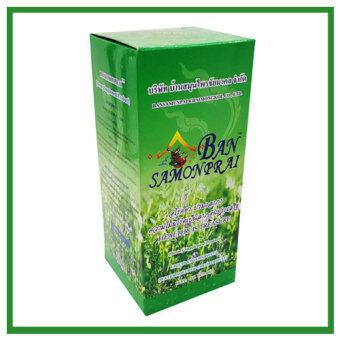 BANSAMONPRAI CHAIMONGKOL chlorophyll บ้านสมุนไพรชัยมงคล คลอโรฟิลล์ชนิดน้ำ ล้างสารพิษในร่างกาย ขนาด 473 มล. ( 1 ขวด) (image 1)