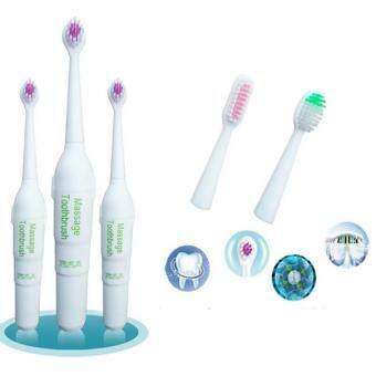 Cocotina ออรัลแคร์แบบเสื้อสะอาดแปรงฟันไฟฟ้าพลังงานตำแหน่งแปรงสีฟัน