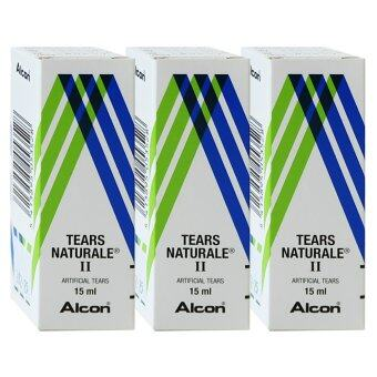 ALCON Tears Naturaleน้ำตาเทียม15ml (3ขวด)