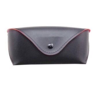 HomeGarden Eyeglass Case PU Leather