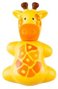 Flipper ที่ครอบแปรงสีฟัน Fun Animal ยีราฟ (สีเหลือง)
