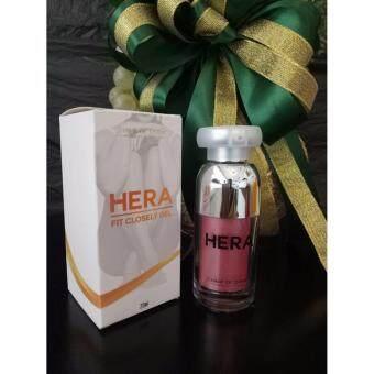 HERA Fit Closely Gel เฮร่า ผลิตภัณฑ์ดูแลจุดซ่อนเร้นสุภาพสตรี ป้องกันกลิ่นอับ กระชับตั้งแต่หยดแรก ป้องกันโรคตกขาว