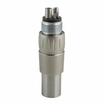 1 X Quick Coupler Swivel Coupling For NSK High Speed Dental Handpiece 4 Hole - intl