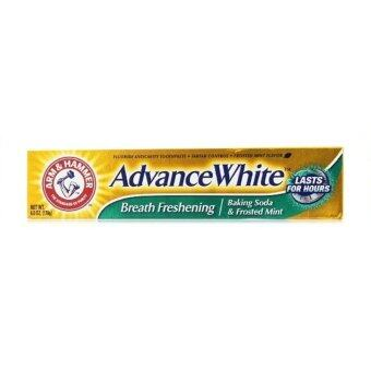Advance White Brilliant Sparkle Fluoride Anti-Cavity Toothpaste 6 oz