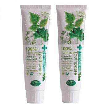 Dentiste' 100% Natural Toothpaste 100 g.2 หลอด