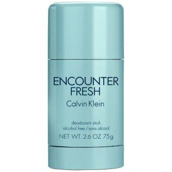 Calvin Klein Encounter Fresh Deodorant 75 ml. สีเทา