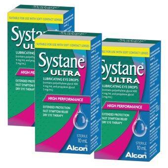 Systane Ultra ไม่มีสารกันบูด 0.5 ML 28ชิ้น (3กล่อง)