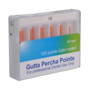 White #15 Brand New Dental Endodontics Gutta Percha Points