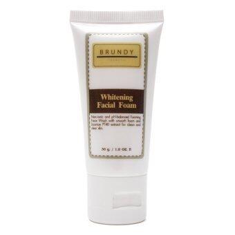 Brundy Whitening Facial Foam