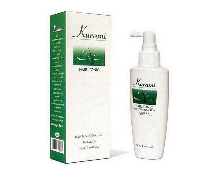 Kurami Hair Tonic คูรามิ แฮร์โทนิค (90 ml. x 1 ขวด)