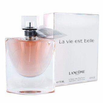 น้ำหอม Lancome La vie est belle EDP 75ml.