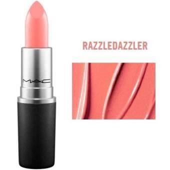 MAC Lustre Lipstick (Razzledazzler) 3g