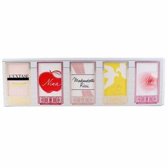 Nina Ricci Mini Women's Fragrances Set (5-Pieces)