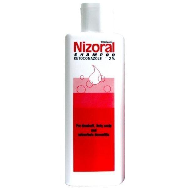 NIZORAL 2% SHAMPOO 200ML. 1 ขวด
