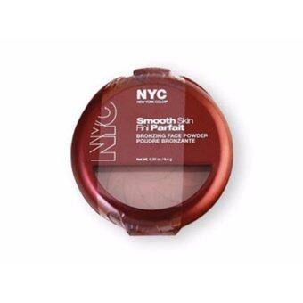 NYC Smooth Skin Bronzing Face Powder #720 Sunny