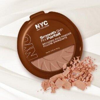 NYC Smooth Skin Bronzing Face Powder #720 (Sunny) 9.4g