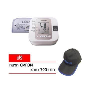 OMRON เครื่องวัดความดันโลหิต รุ่น JPN1 (+แถมฟรีหมวก OMRON)