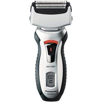 Panasonic Electric Razor Mens 3-Blade Cordless with Wet/Dry Convenience ES-RT51-S/ship from USA / Flyingcoco - intl