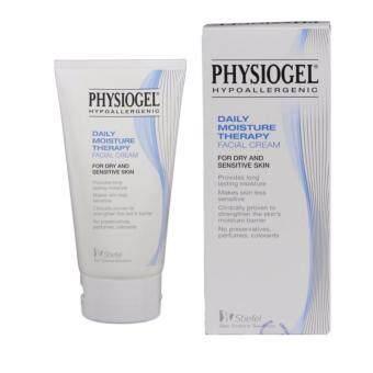 Physiogel Daily Moisture Therapy Cream ฟิสิโอเจล 75 มล ครีมบำรุงสำหรับผิวแพ้ง่าย ผิวแห้ง