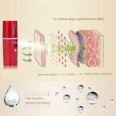 Portable Face Nano Mist Spray Facial Moisturizing Handy Atomization Mister Usb - Intl ราคา 318 บาท(-64%)