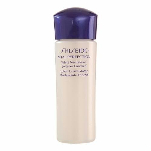 Shiseido Vital-Perfection White Revitalizing Softener Enriched 25ml ...