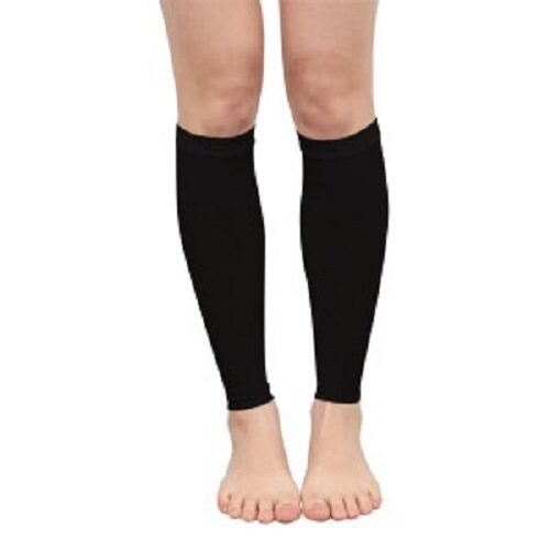 Swans Compression Stocking Free Size (Black)