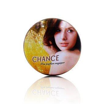 TravelSports Chamonix น้ำหอมแห้ง น้ำหอมเนื้อบาล์ม กลิ่น Chanel Chance Eau Tendre (Yellow)