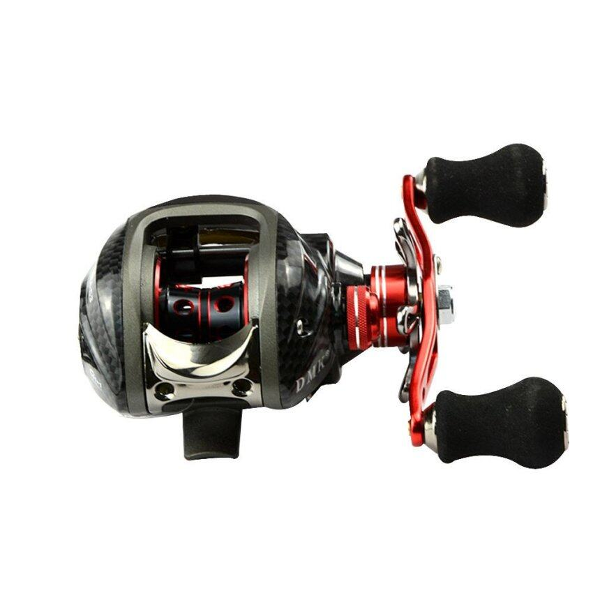 12BB 6.3:1 Right Hand Bait Casting Fishing Reel 11Ball Bearings and One-way