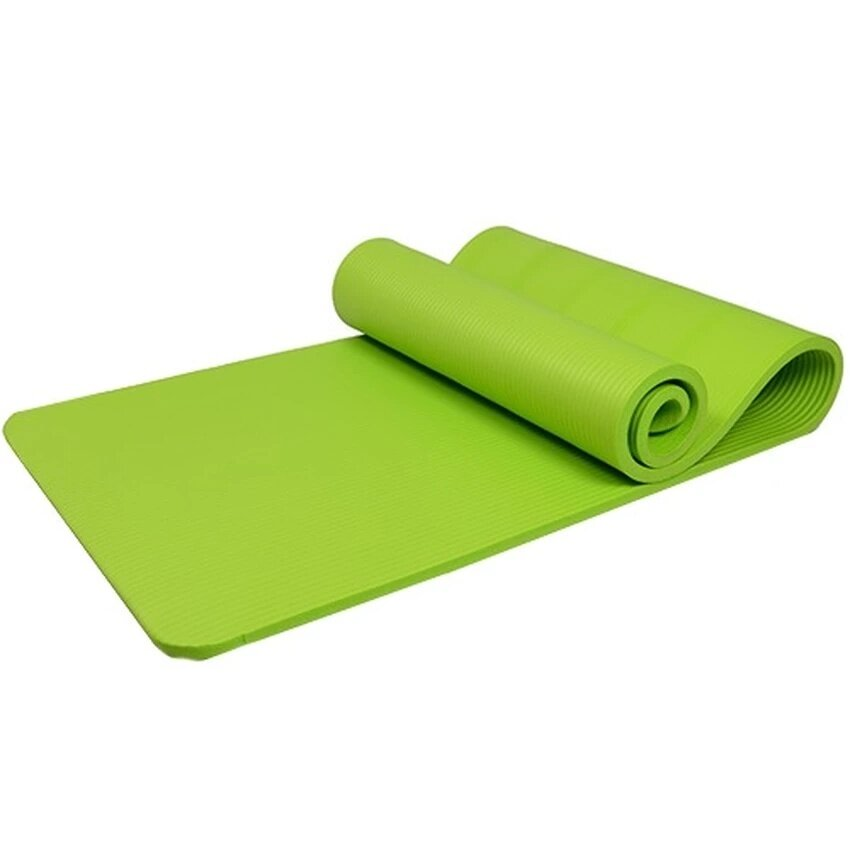 183x61x0.6cm None-Slip Yoga Mat TPE with Bag and Rope Double Layers Fitness