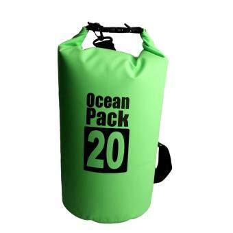 กระเป๋ากันน้ำ ถุงทะเล ถุงกันน้ำ ความจุ 20 ลิตร