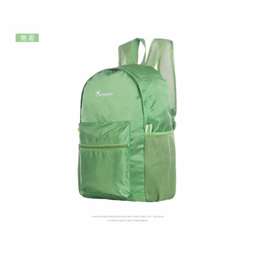 27L receive bag multi-function portable folding men and women who carry the backpack bag outside skin package - intl