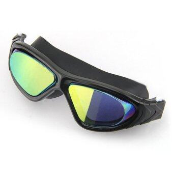 Anti-fog Anti-UV Swimming Goggles Glasses Waterproof - intl