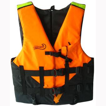 AQUANOX เสื้อชูชีพ แถบสะท้อนแสง XL
